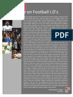 Trade on Football I.D's