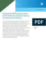 Telecom CaseStudy TCS Enhances Customer Service Hutchison 3G Austria 06 2011