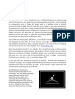 Imc Campaign Paper-nike