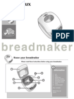 Bread Maker Instruction Book