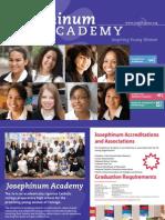 Edited Josephinum Academy Brochure