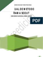 Manual de Metodo Rama Scout en PREEDICIÓN