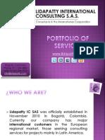 Portfolio Lidapatty IC SAS - EN