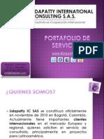 Portafolio Lidapatty IC SAS - ES