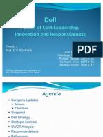 Strategic Management - Dell Final