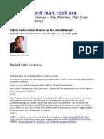 Einfach Geld verdienen – Die Wahrheit (Teil 3 der INSIDER Info-Reihe)