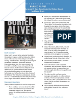 Buried Alive Discussion Guide