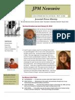 JPM February 2012 Newsletter