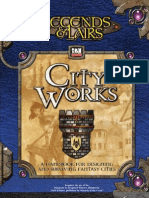 Legends & Lairs - City Works