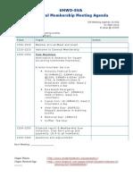 GM Agenda 12-002