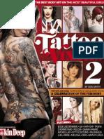 Skin Deep Tattoo Vixens 2 Magazine - 2012