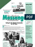 Newsletter Spring 2007