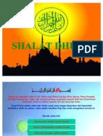 CR050- SHALAT DHUHA