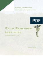 Enviromental Report -Palm Research Institute - Rasheed _Wesam El-Bardisy