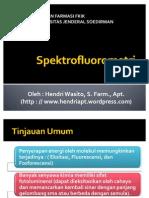 spektrofluorometri