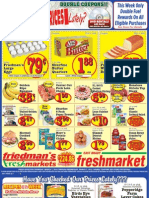 Friedman's Freshmarkets - Weekly Ad - March 1 - 7, 2012