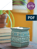 Scentsy Germany Catalogue spring | Summer 2012