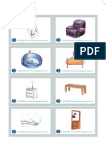 Things In the House Picture Flashcards by Learnwell Oy