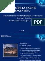 Presentación UTN 2011 - Financiación