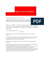 """Pedido de informes sobre la habilitación del muelle construido por """"Louis Dreyfus Commodities"""""""
