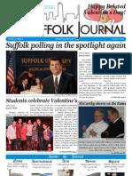 The Suffolk Journal 2/15/2012
