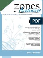 razones academicas No.2 [2011]