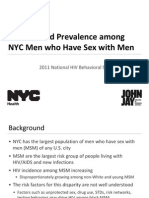 NYC Msm Hiv Risk Feb6 2012z
