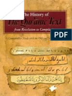 The History of the Qur'anic Text from Revelation to Compilation by Shaykh Muhammad Mustafa al-A'zami