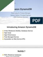 Dynamodb Webinar 21512[1]