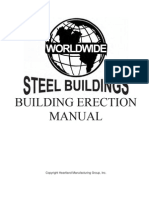 Open Web Truss Erection Manual
