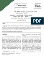 Shanshan Yu et al- Laser spectroscopy of the A^2-Pi-X^2-Sigma^+ 0-0^0 and C^2-Pi-A^2-Pi 0-0^0 transitions of SrOD