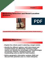 Retail Location Analysis