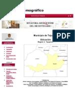 Contexto Social y Economico de Tejupilco