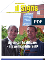 November 2011 Issue of Vital Signs