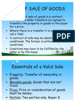 Law of Sale of Goods Ppt @ Bec Doms
