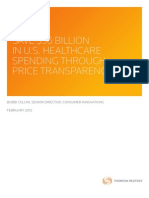 Health Plan Price Transparency
