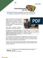Boletín Informativo CONNA Febrero