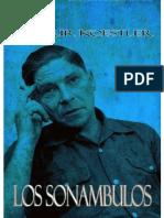 Arthur Koestler - LOS SONÁMBULOS