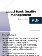 Blood Bank Quality Manage 2797670