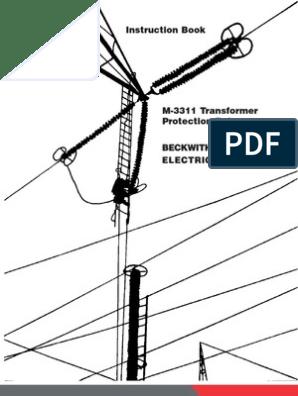 M-3311-IB-03MC5_ (10-09) | Alternating Current | Relay on