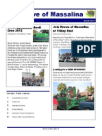 march 2012 newsletter