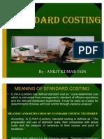 52638691 Standard Costing