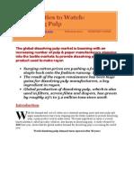 Dissolving Pulp