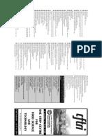 Brochure CFTRI