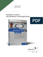 Sappress Developers Guide to Sap Netweaver Portal