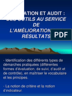 Evaluation Et Audit