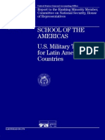 GAO School of the Americas