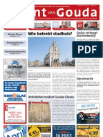 De Krant Van Gouda, 1 Maart 2012