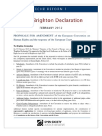 Επίσημο κείμενο των βρετανικών προτάσεων για την τροποποίηση της ΕΣΔΑ