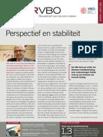 Perspectief en stabiliteit, Infor VBO 7, 1 maart 2012
